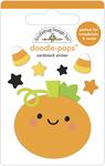 Roly Poly Pumpkin Doodlepop - Doodlebug
