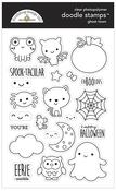 Ghost Town Doodle Stamp Set - Doodlebug