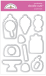 Sweet Treats Doodle Cuts - Doodlebug - PRE ORDER