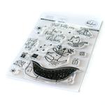 Sleigh Bells Ring Stamp Set - Pinkfresh Studio