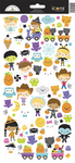Ghost Town Icon Stickers - Doodlebug - PRE ORDER