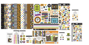 Pumpkin Party Value Bundle - Doodlebug - PRE ORDER