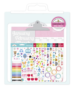 Calendar Kit - Doodlebug - PRE ORDER