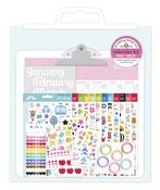 Calendar Kit - Doodlebug