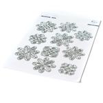Layered Snowflakes Die Set - Pinkfresh Studio