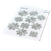 Layered Snowflakes Die Set - Pinkfresh Studio - PRE ORDER