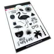 Summer Lovin' Stamp Set - Catherine Pooler