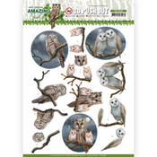 Night Owls Punchout Sheet - Find It Trading - PRE ORDER