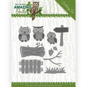Owl Family Dies - Find It Trading - PRE ORDER