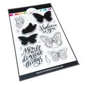 Great Wings Stamp Set - Catherine Pooler