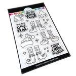 Nice List Stamp Set - Jolly Holiday - Catherine Pooler