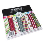 All Wrapped Up Pattern Paper - Jolly Holiday - Catherine Pooler