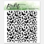 Chase Me 4x4 Stamp Set - Picket Fence Studios