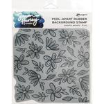 Playful Petals Background Stamp - Simon Hurley