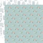 Conservatory Paper - Flower Shoppe - KaiserCraft