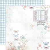 Sunroom Paper - Flower Shoppe - KaiserCraft - PRE ORDER