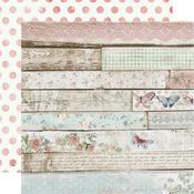 Weatherboard Paper - Flower Shoppe - KaiserCraft