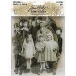 Christmas Idea-Ology Paper Dolls Die-Cuts - Tim Holtz - Tim Holtz