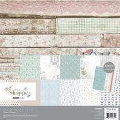 Flower Shoppe 12x12 Paper Pack - KaiserCraft