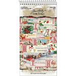 Christmas Idea-Ology Sticker Book - Tim Holtz
