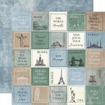 Postmarks Paper - Explorer - KaiserCraft