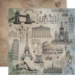 Landmarks Paper - Explorer - KaiserCraft