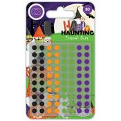 Happy Haunting Enamel Dots - Craft Consortium