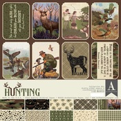 Hunting 12x12 Collection Kit - Authentique - PRE ORDER
