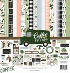 Coffee & Friends Collection Kit - Echo Park