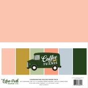 Coffee & Friends Solids Kit - Echo Park