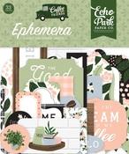 Coffee & Friends Ephemera - Echo Park