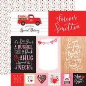4x6 Journaling Cards Paper - Cupid & Co - Echo Park
