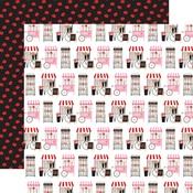 Fresh Blooms Paper - Cupid & Co - Echo Park