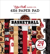Basketball 6x6 Paper Pad - Echo Park - PRE ORDER