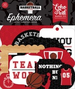 Basketball Ephemera - Echo Park