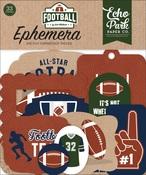 Football Ephemera - Echo Park