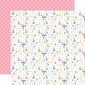 Party Hats Paper - Magical Birthday Girl - Echo Park - PRE ORDER