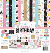 Magical Birthday Girl Collection Kit - Echo Park - PRE ORDER