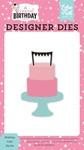 Birthday Cake Die Set - Echo Park