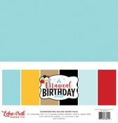 Magical Birthday Boy Solids Kit - Echo Park - PRE ORDER