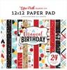 Magical Birthday Boy 12X12 Paper Pad - Echo Park