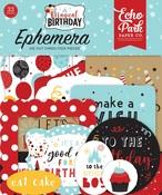 Magical Birthday Boy Ephemera - Echo Park - PRE ORDER