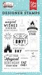Wishes Come True Stamp Set - Echo Park