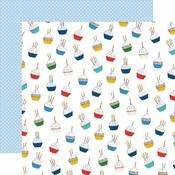 Cupcake Daydream Paper - Let's Celebrate - Carta Bella - PRE ORDER
