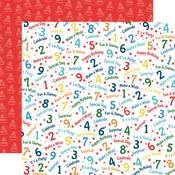 One Year Older Paper - Let's Celebrate - Carta Bella - PRE ORDER