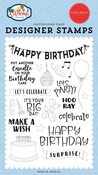 Birthday Surprise Stamp Set - Carta Bella - PRE ORDER