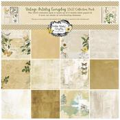 Vintage Artistry Everyday 12x12 Collection Pack - 49 And Market