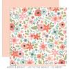 Joy To The World Paper - Merry & Bright - Cocoa Vanilla Studio