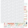 Oh What Fun Paper - Merry & Bright - Cocoa Vanilla Studio