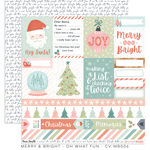 Oh What Fun Paper - Merry & Bright - Cocoa Vanilla Studio